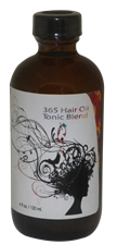 365 Hair Oil Tonic Blend