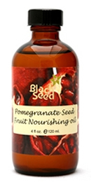 Pomegranate Seed Fruit Nourishing Body Oil, 4 oz..